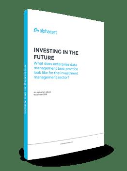 Enterprise Data Management Best Practice for Investment Management eBook